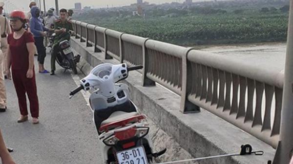 Vụ cô gái 9x Thanh Hóa để lại xe máy nhảy cầu tự tử: Nhắn tin vĩnh biệt bạn trai nhưng không nói rõ địa điểm