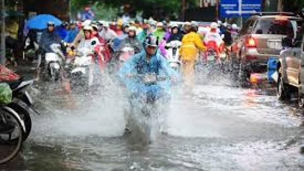 Áp thấp nhiệt đới mạnh thành bão số 3 hướng vào Quảng Ninh - Nam Định, dự báo gây mưa rất to
