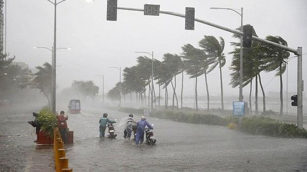 Tối 1/8, bão số 3 sẽ vào Vịnh Bắc Bộ và có khả năng mạnh thêm