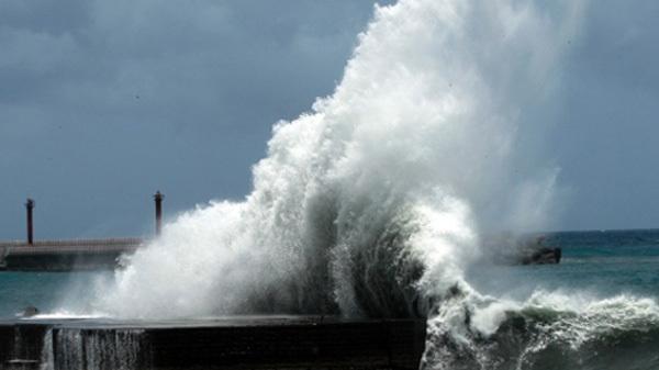 Dự báo thời tiết 2/8: Quảng Ninh và Hải Phòng đề phòng nước dâng hơn 4m