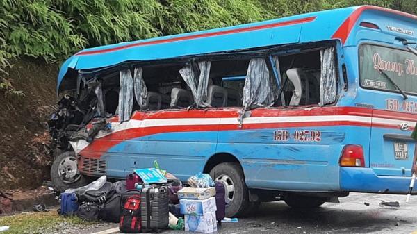 Khởi tố, tạm giam lái xe đâm đoàn xe từ thiện khiến 8 người thương vong