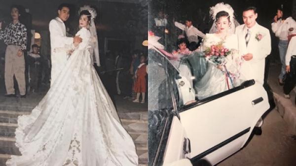 Khoe ảnh cưới thời 'bố mẹ em', cô gái Hải Phòng khiến dân tình trầm trồ với độ chịu chơi của đấng sinh thành
