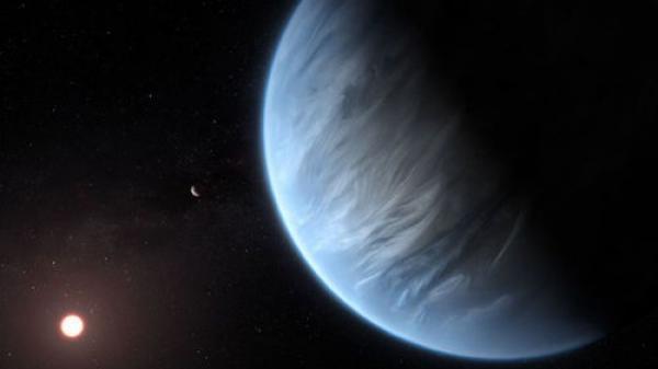 Phát hiện nước trong khí quyển của 'siêu Trái Đất', nơi có thể tồn tại sự sống
