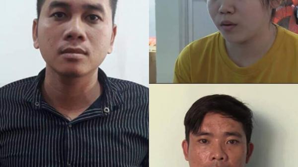 Bình Dương: Cô gái 19 tuổi và đồng phạm gi.ết người ra đầu thú