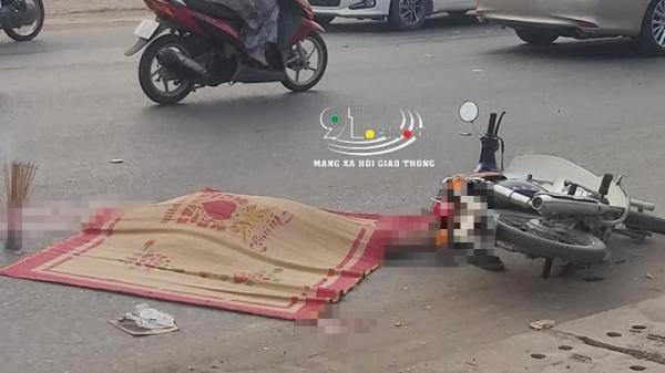 Xe chở công nhân Samsung gây tai nạn làm 1 người tử vong