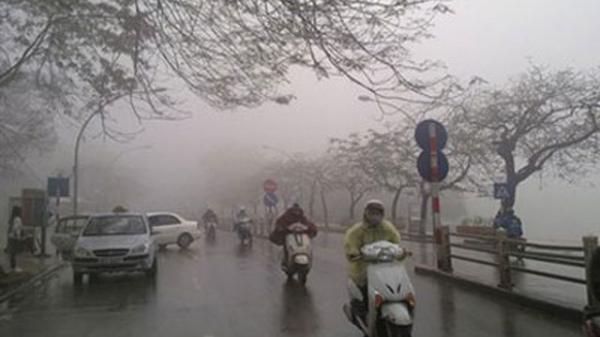 Dự báo thời tiết 3/10: Khí lạnh về, miền Bắc mưa to