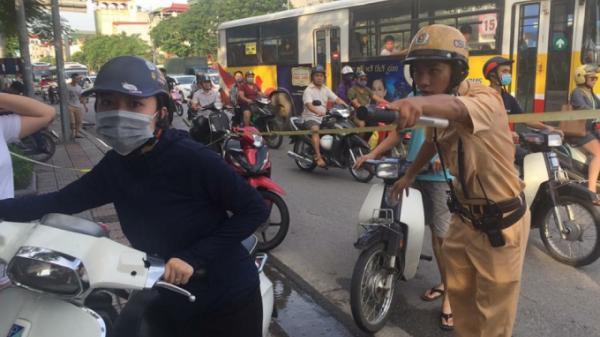 Bắt giữ đối tượng đi xe gian mang biển số Thái Nguyên vận chuyển ma túy