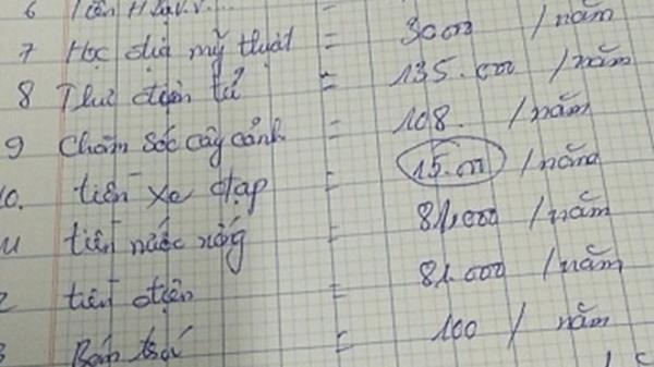 Thái Nguyên: Bài phát biểu của phụ huynh gây sốt mạng xã hội về lạm thu đầu năm
