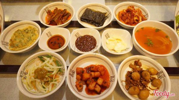 Tổng hợp những quán ăn Hàn Quốc ở Thái Nguyên được lòng giới trẻ