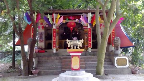 Về Thái Nguyên, thăm đền Làng Vàng Cao Ngạn nơi thờ vị nữ hoàng đầu tiên và duy nhất trong lịch sử phong kiến Việt Nam