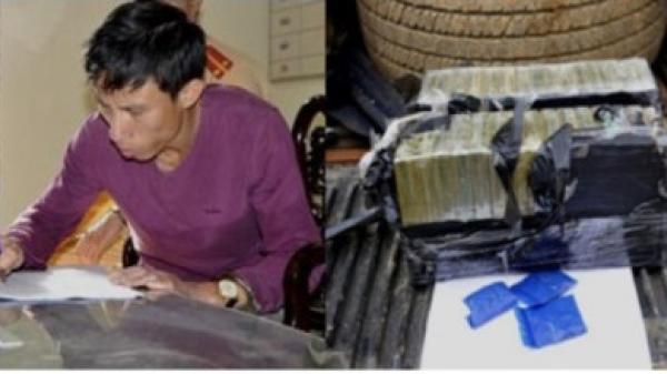 Bắt đối tượng vận chuyển 30 bánh heroin trên cao tốc Hà Nội – Thái Nguyên