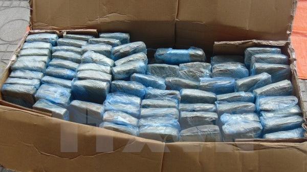 Đối tượng Thái Nguyên vận chuyển 150 bánh heroin giấu ở nơi không ai ngờ cho đến khi bị bắt