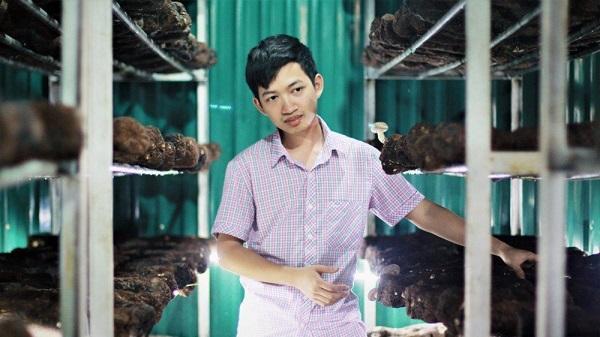 Cử nhân Ngoại thương thi vào Lâm nghiệp được trường giao đất khởi nghiệp