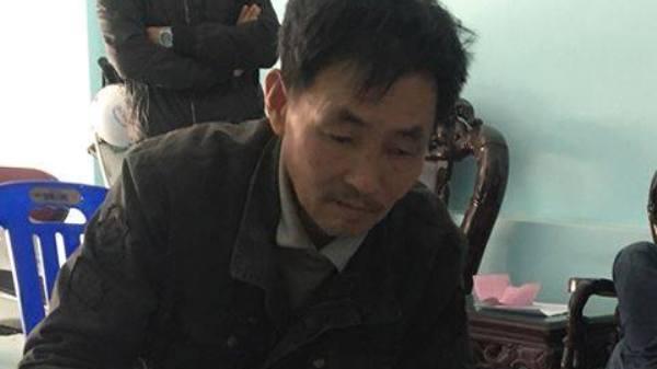 Bắt đối tượng trốn truy nã từ Thanh Hóa ra Hà Nội