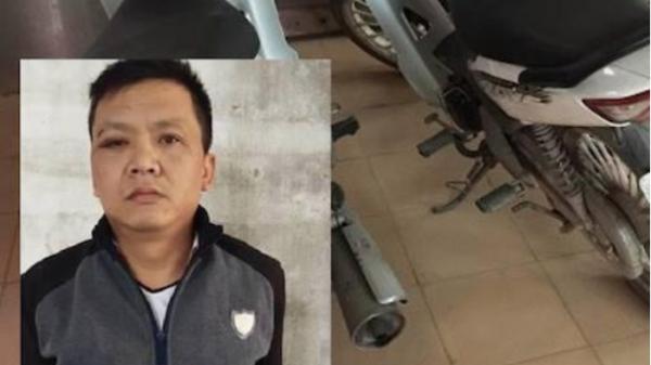 Đối tượng quê Thanh Hóa 'Cõng' 4 tiền án trộm cắp vẫn 'ngựa quen đường cũ'