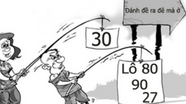 Thanh Hóa: Phá đường dây lô đề 2 tỉ đồng mỗi ngày