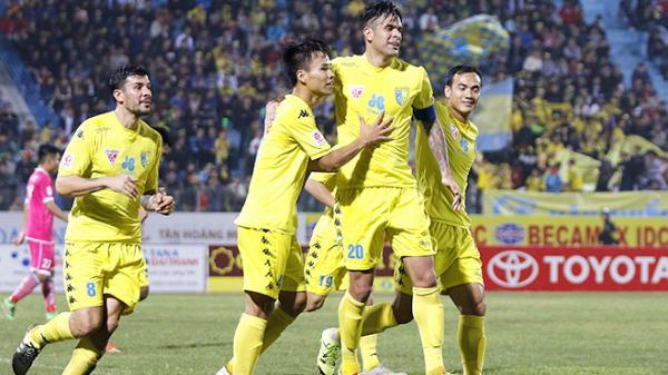 Ồ ạt tuyển quân, FLC Thanh Hóa đã sẵn sàng vô địch V-League 2018