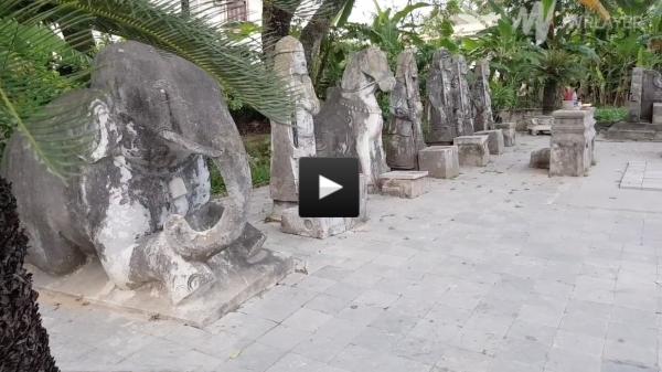 Lăng mộ đá trăm tuổi ở giữa thành phố Thanh Hóa