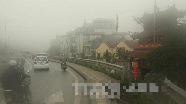 Thời tiết ngày 27/12: Bắc Bộ mưa rét, Trung Bộ có mưa rất to