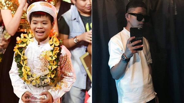 Tóc húi cua, style chất, bạn có nhận ra quán quân The Voice Kids Quang Anh ngày nào?