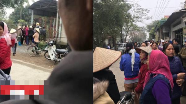 Thanh Hóa: Nghi án chồng dùng dao chém vợ và 2 con gái tử vong rồi gọi điện báo công an bắt mình