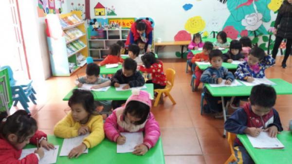 Thanh Hóa: Cái khó trong xây dựng trường chuẩn Quốc gia ở huyện miền núi