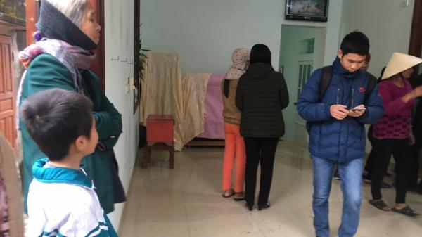 """Vụ chồng giết vợ và 2 con ở Thanh Hóa: Hàng xóm """"nghe thấy tiếng trẻ con khóc"""""""