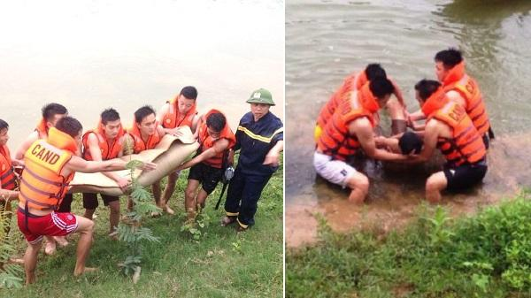 Xót xa học sinh lớp 9 đuối nước trên sông