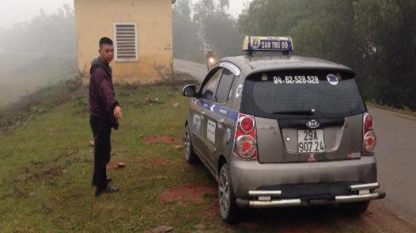 Người đàn ông quê Thanh Hóa cướp tài sản xong, cùng người bị hại đi sơ cứu vết thương thì bị bắt giữ