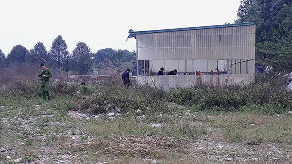 Thanh Hóa: Phát hiện thi thể người đàn ông treo cổ trong khu nhà hoang