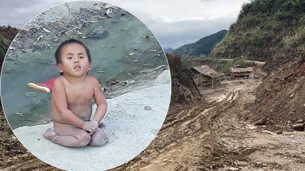 Hình ảnh nhói lòng của bé gái 6 tuổi khuyết tật giữa trời lạnh ở Thanh Hóa và câu chuyện xúc động phía sau