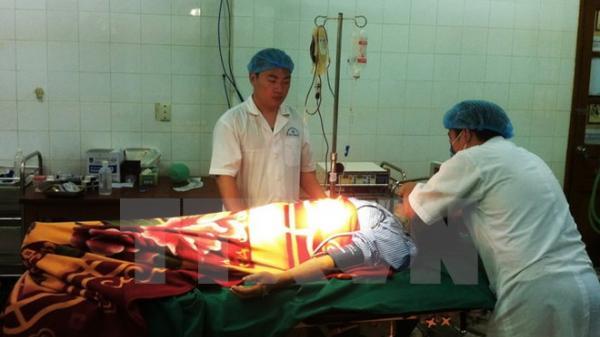 Huy động Ngân hàng máu sống trong đêm cấp cứu ngư dân bị nạn ở Thanh Hóa