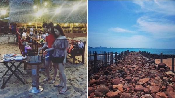 """Bãi Đông - """"Thiên đường"""" mới của biển Thanh Hóa có gì hấp dẫn?"""