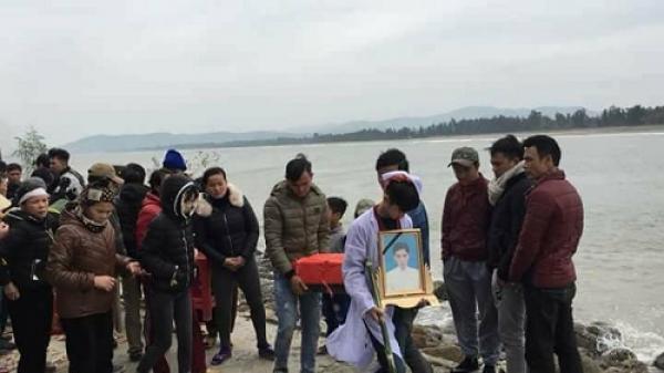 Thanh Hóa: Tìm thấy thi thể 1 ngư dân mất tích trên biển