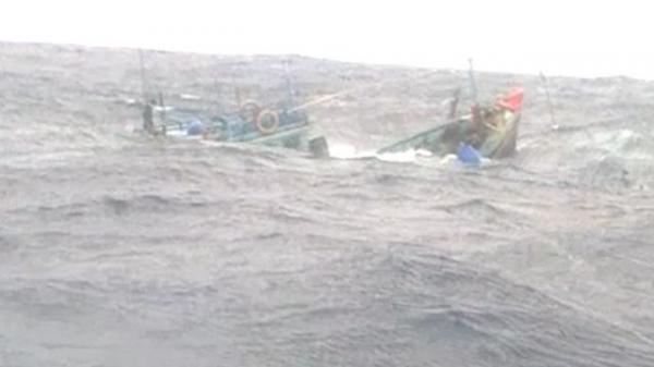 Thanh Hóa: Tìm thấy thi thể thuyền viên thứ 3 trong số 15 người mất tích