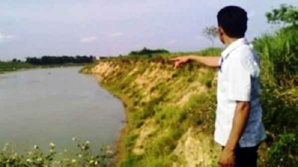 Thanh Hóa: Vật nghi mộ cổ ở sông Chu chỉ là khối đá tự nhiên