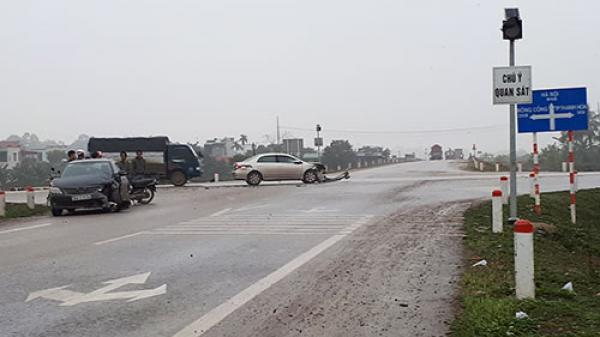 Cảnh báo đoạn đường thường xảy ra tai nạn giao thông ở Thanh Hóa