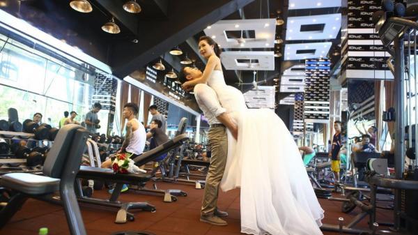 Thiếu nữ vùng cao người Thanh Hóa nên duyên vợ chồng với chàng PT nhờ có chung đam mê Gym