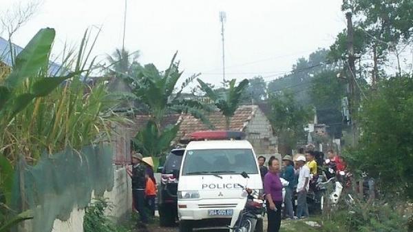 Thanh Hóa: Nghi án người phụ nữ bị giết hại tại nhà riêng