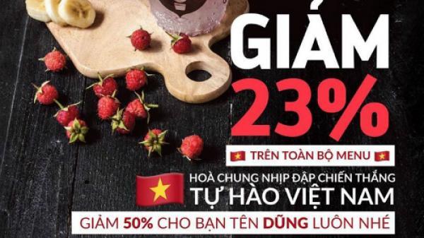 1001 kiểu ăn theo người hùng xứ Thanh của U23 Việt Nam