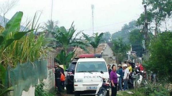 Người phụ nữ tử vong bất thường ở Thanh Hóa: Chồng có tính ghen