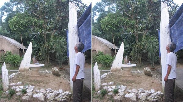 Choáng ngợp ngôi mộ đá cổ Cẩm Thạch lớn bậc nhất xứ Thanh