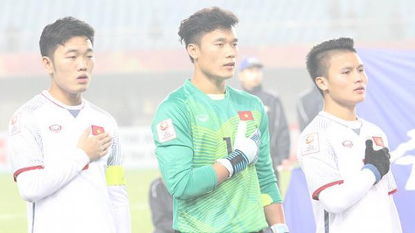 Mẹ dặn đừng coi thường trai Thanh Hóa nếu như con không muốn bỏ lỡ  người đàn ông tuyệt vời như thủ môn U23 Bùi Tiến Dũng