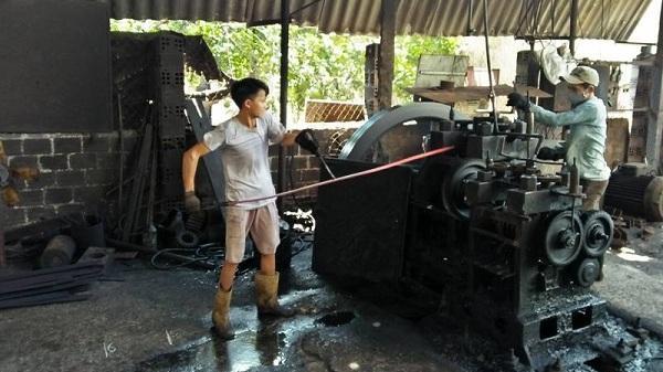 Thanh Hóa: Làng rèn Tất Tác trường tồn cùng thời gian