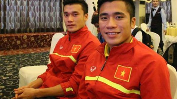 Anh em Bùi Tiến Dũng cùng ra sân ở Chung kết U23 châu Á: Niềm tự hào xứ Thanh