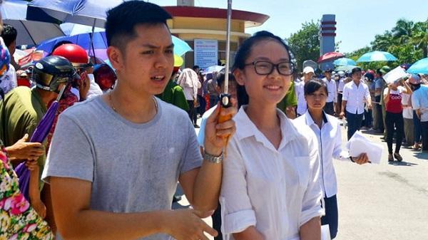 Cụm thi THPT quốc gia ở Thanh Hóa: Nhiều môn chỉ có 2 thí sinh đăng ký