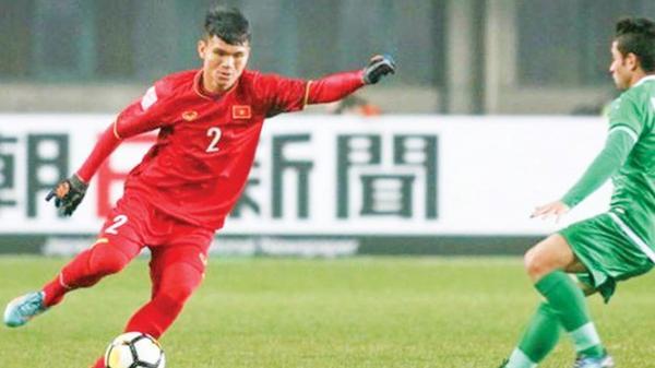 Tuyển thủ Phạm Xuân Mạnh U23 Việt Nam từng bán trâu để mua giày đá bóng