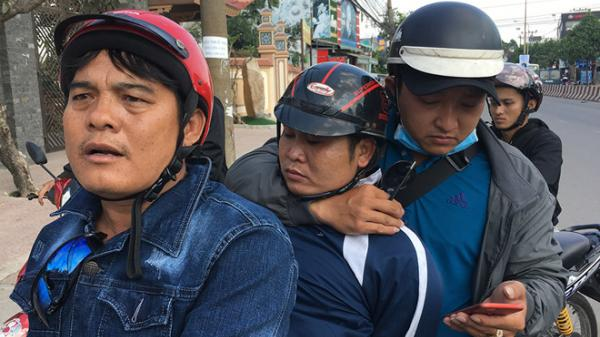 Bắt nghi can người Thanh Hóa chạy Suzuki Sport gây ra 10 vụ cướp