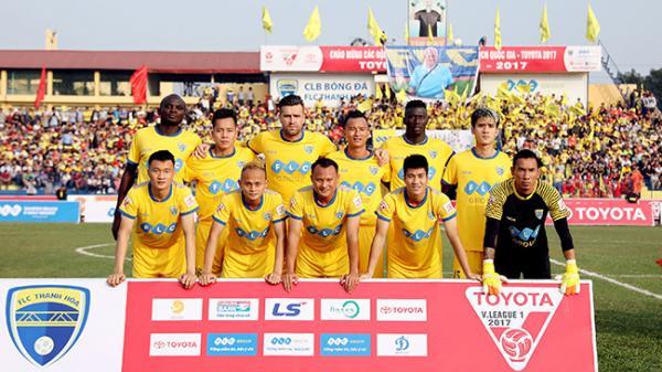 FLC Thanh Hóa phát vé miễn phí trận gặp Global Cebu tại AFC Cup 2018