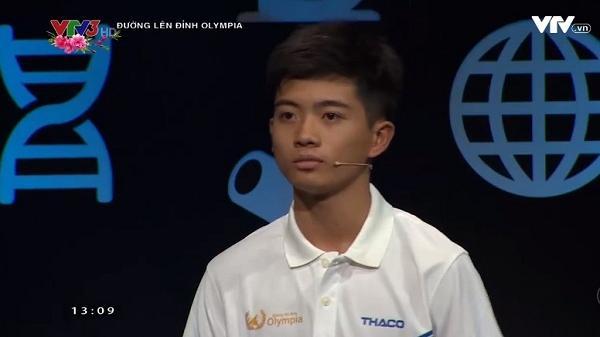 Thi đấu hết mình, nam sinh Thanh Hóa giành giải phong cách trong lòng khán giả